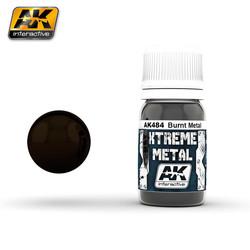 Burnt Metal - 30ml - AK-484