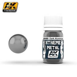 Dark Aluminium - 30ml - AK-480