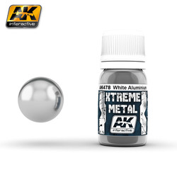 White Aluminium - 30ml - AK-478