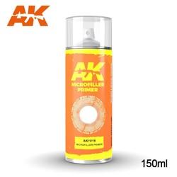 Spray-Paint - Microfiller Primer - Spray 150ml - AK-1018