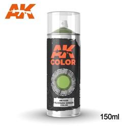 Russian Green color - Spray 150ml - AK-1026