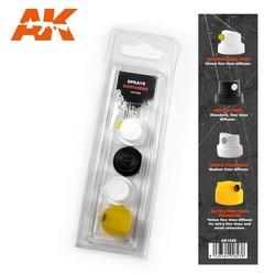 Spray Difussers Set 1 - AK-1028