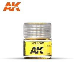 Yellow RAL 1003 - 10ml - RC007