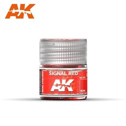Signal Red RAL 3020 - 10ml - RC005