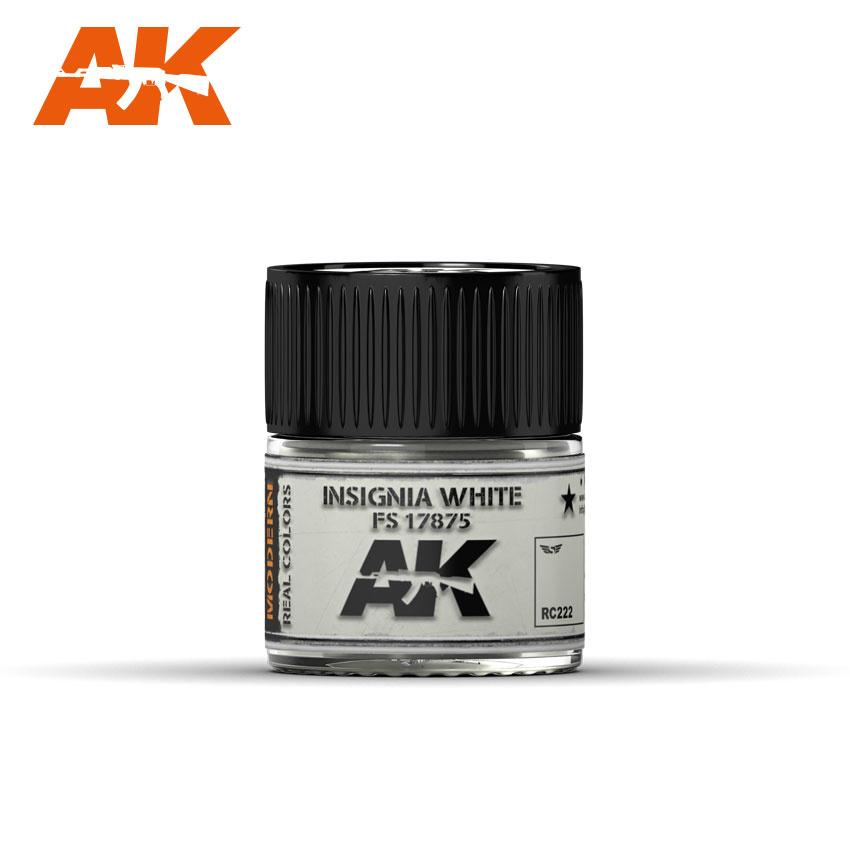 AK-Interactive Insignia White FS 17875 - 10ml - RC222