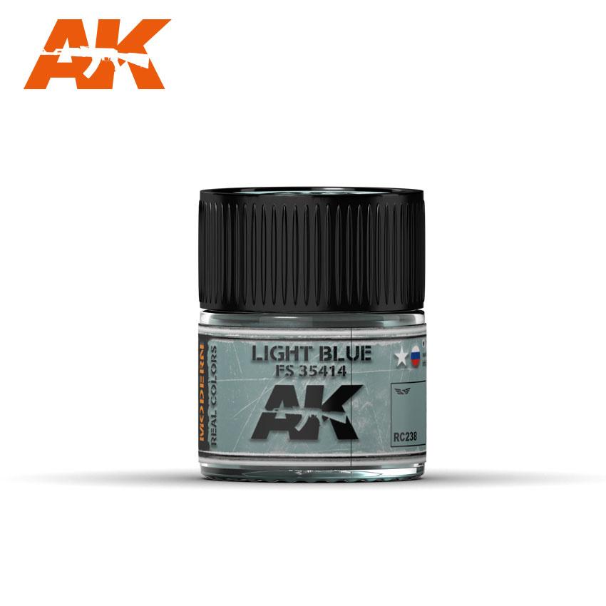 AK-Interactive Light Blue Fs 35414 - 10ml - RC238