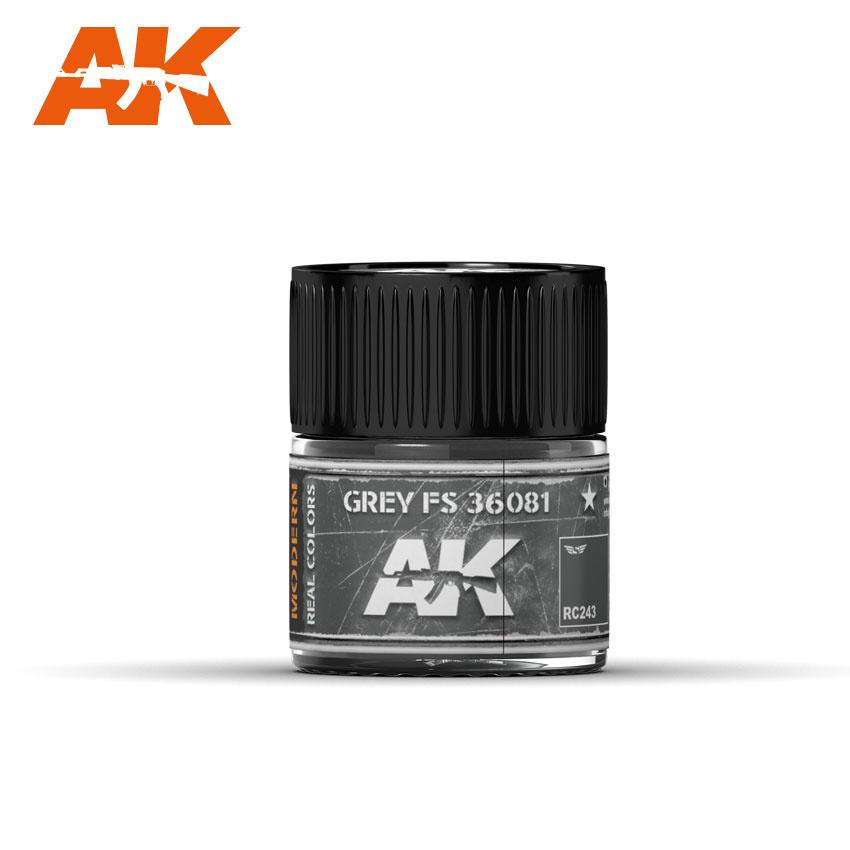 AK-Interactive Grey Fs 36081 - 10ml - RC243