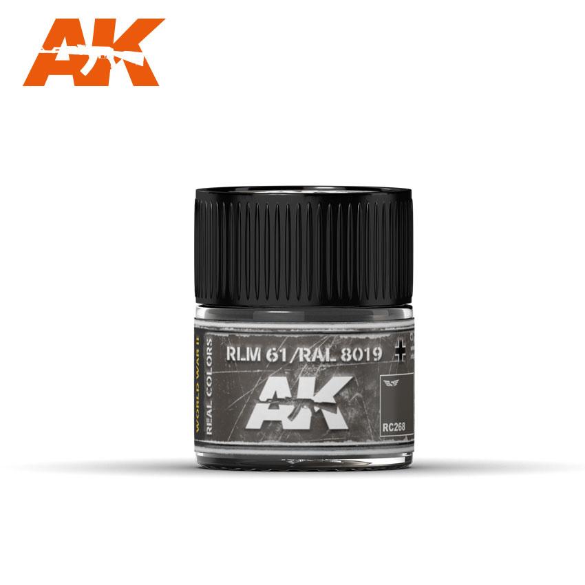AK-Interactive RLM 61 / RAL 8019 - RC268