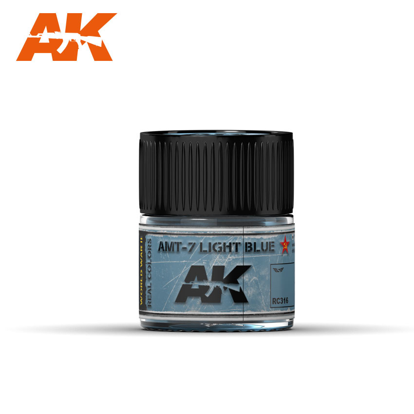 AK-Interactive Amt-7 Light Blue - 10ml - RC316
