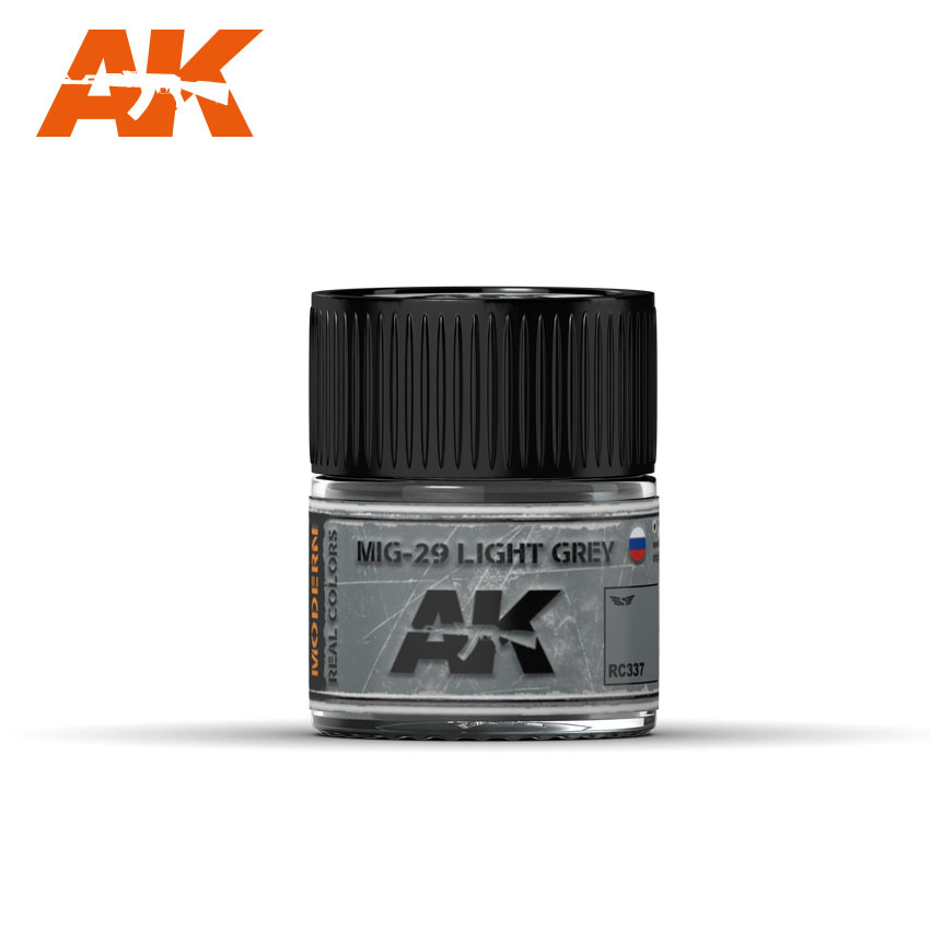 AK-Interactive Mig-29 Light Grey - 10ml - RC337