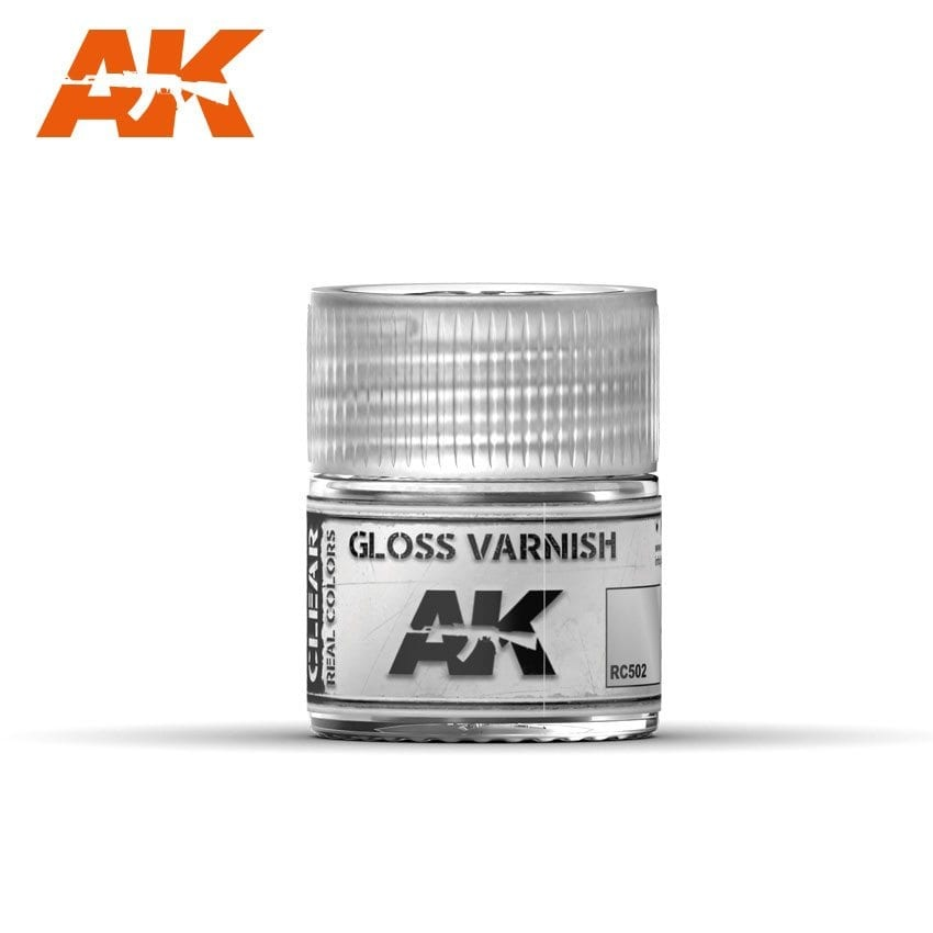 AK-Interactive Gloss Varnish - 10ml - RC502
