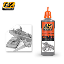 Grey Primer - 60ml - AK-175