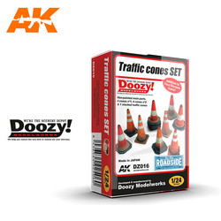 Trafic Cones Set