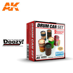 Drum Can Set