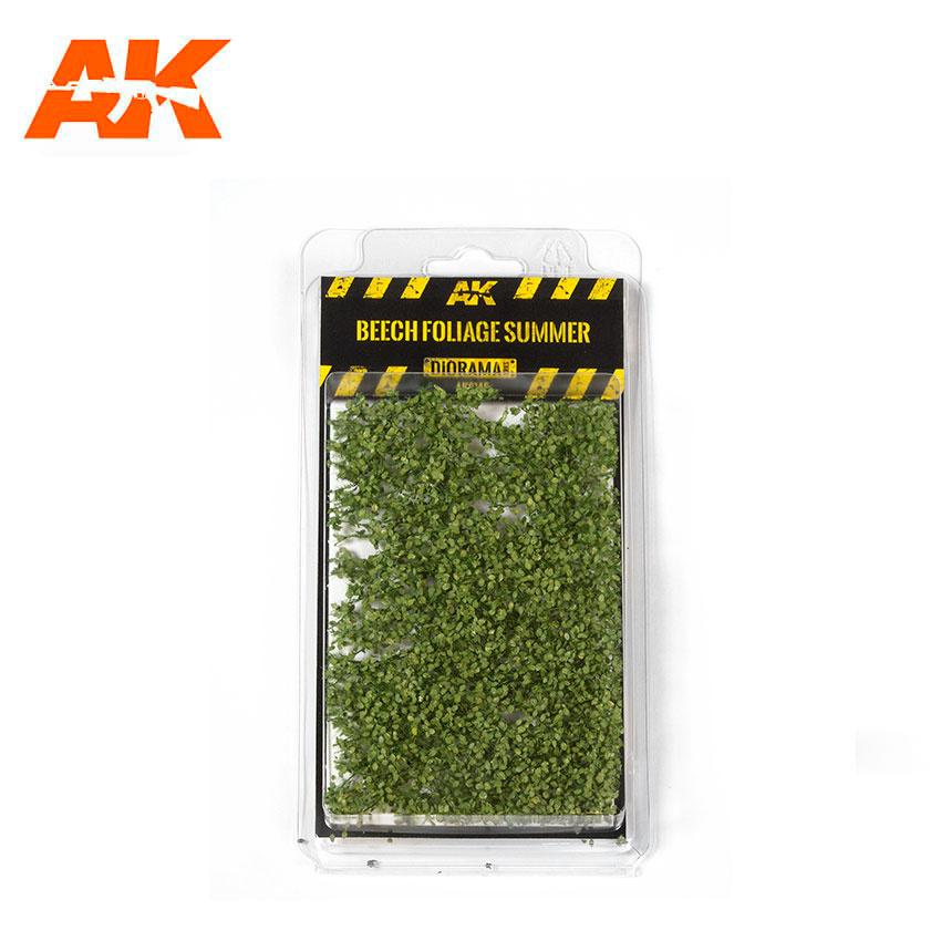 AK-Interactive Beech Foliage Summer - AK-8145