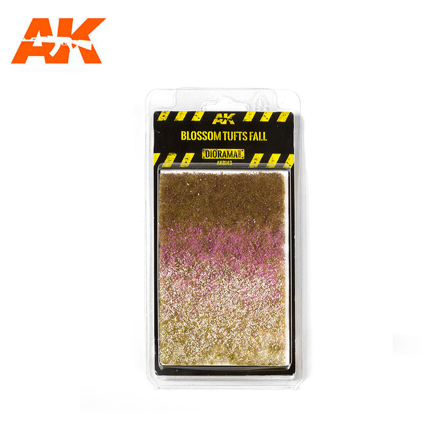 AK-Interactive Blossom Tufts Fall - AK-8143