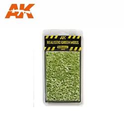 Realistic Green Moss