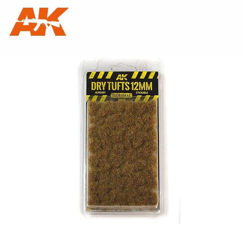 AK-Interactive Dry Tufts 12mm - AK-8126