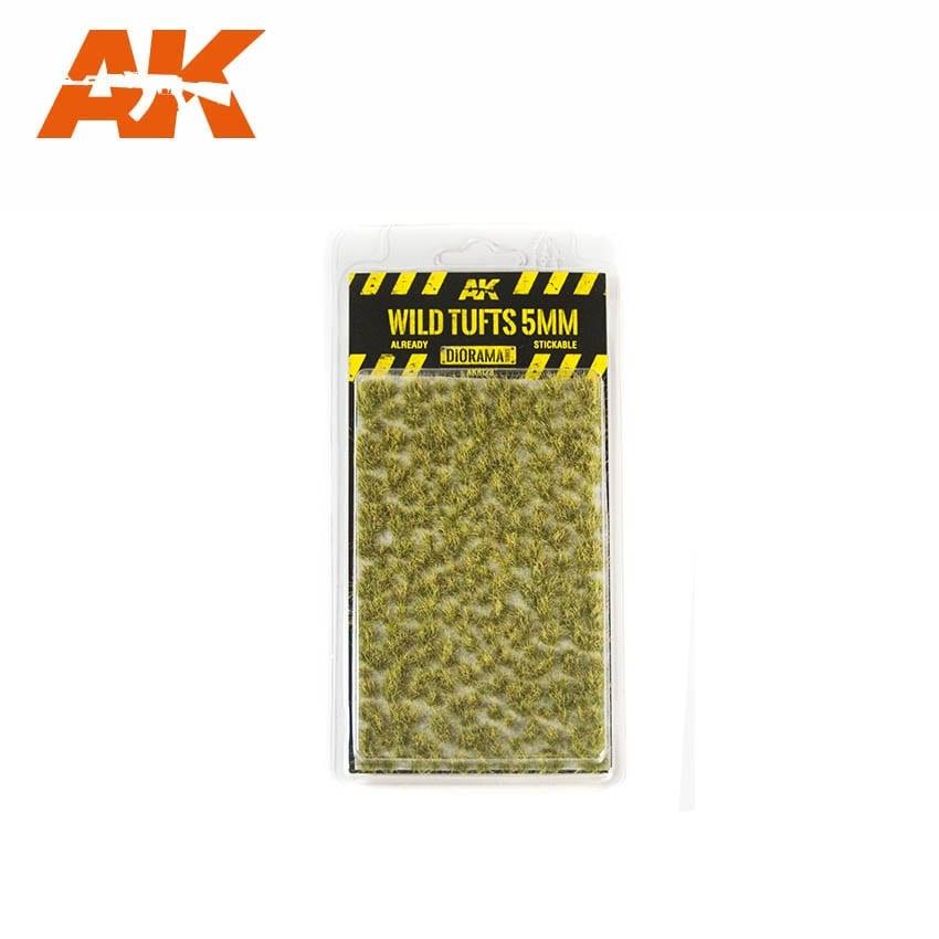 AK-Interactive Wild Tufts 5mm - AK-8123