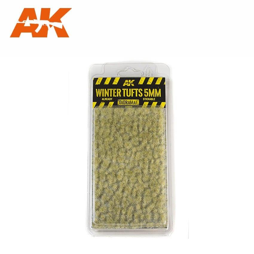 AK-Interactive Winter Tufts 5mm - AK-8121