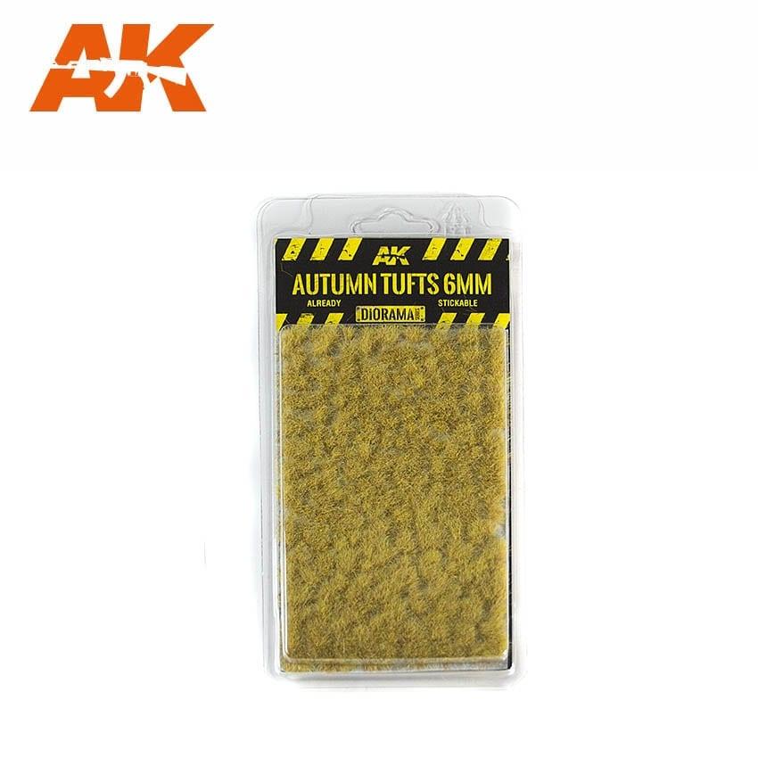 AK-Interactive Autumn Tufts 6mm - AK-8116