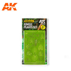 Jungle Plants Set