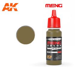German Dark Yellow - 17ml - Meng Color - MC256
