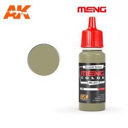 Greyish Yellow - 17ml - Meng Color - MC241