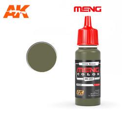Olive Green - 17ml - Meng Color - MC203