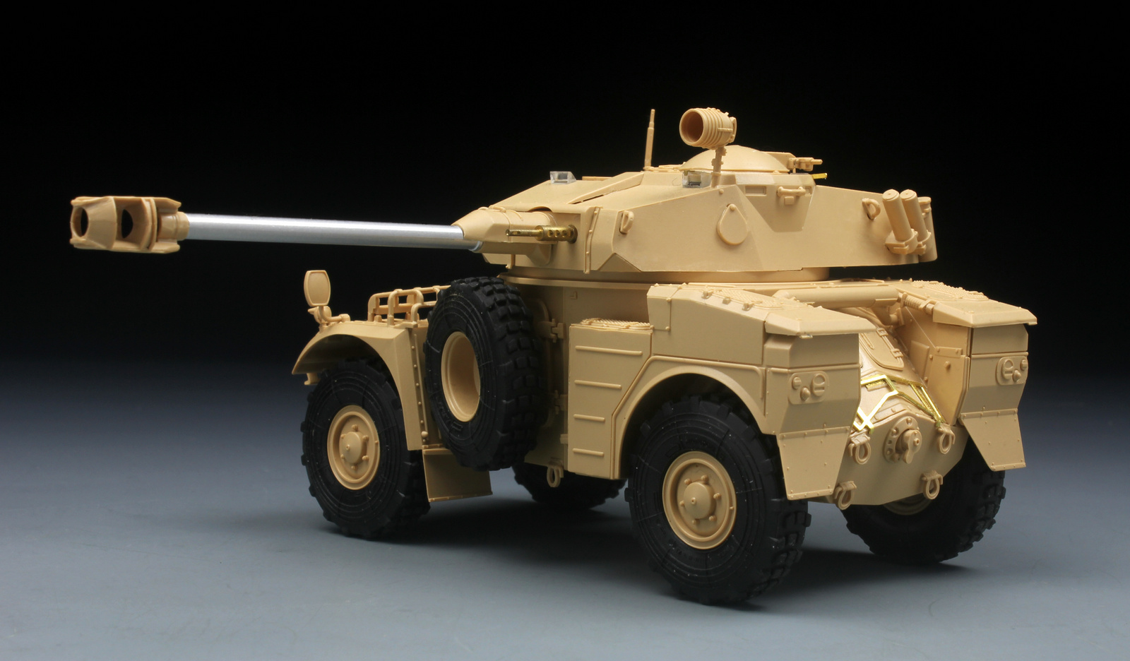 Tiger Model Panhard  Aml-90  - Tiger Model - Scale 1/35 - TIGE4635