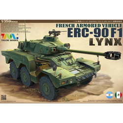Panhard Erc-90 F1 Lynx - Tiger Model - Scale 1/35 - TIGE4632