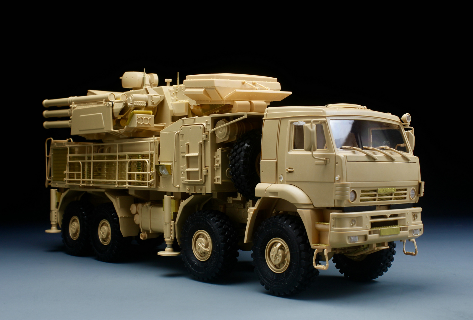 Tiger Model Russian  Pantsir-S1/ Sa-22 - Tiger Model - Scale 1/35 - TIGE4644