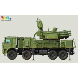 Russian  Pantsir-S1/ Sa-22 - Tiger Model - Scale 1/35 - TIGE4644