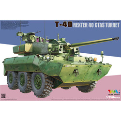 Nexter T40 Ifv - Tiger Model - Scale 1/35 - TIGE4665