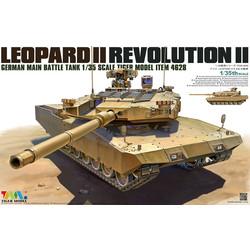 Leopard II Revolution Ii Mbt - Tiger Model - Scale 1/35 - TIGE4628
