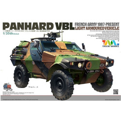 French Panhard Vbl 7,62 Mg - Tiger Model - Scale 1/35 - TIGE4603