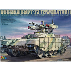 Bmpt-72 Terminator Ii - Tiger Model - Scale 1/35 - TIGE4611