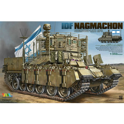 Nagmachon Doghouse-Late Apc - Tiger Model - Scale 1/35 - TIGE4616