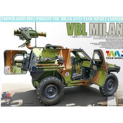 Panhard Vbl Milan - Tiger Model - Scale 1/35 - TIGE4618