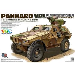 Panhard Vbl 12.7Mm M2 Mg - Tiger Model - Scale 1/35 - TIGE4619