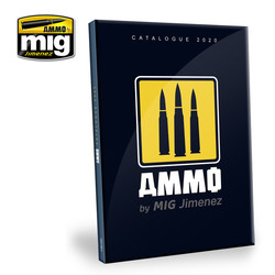 Ammo Catalogue With Step-By-Step (Winter 2020) - A.MIG-8300