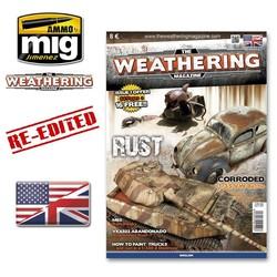 The Weathering Magazine Issue 1. Rust - English - Ammo by Mig Jimenez - A.MIG-4500