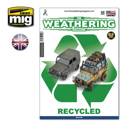 The Weathering Magazine Issue 27. Recycled - English - Ammo by Mig Jimenez - A.MIG-4526