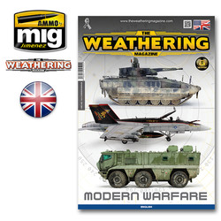 The Weathering Magazine Issue 26. Modern Warfare - English - Ammpo by MIg Jimenez - A.MIG-4525