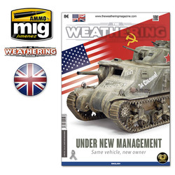 The Weathering Magazine Issue 24. Under New Management - English - Ammo by Mig Jimenez - A.MIG-4523
