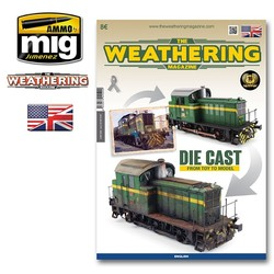 The Weathering Magazine Issue 23. Die Cast: From Toy To Model - English - Ammo by Mig Jimenez - A.MIG-4522
