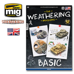 The Weathering Magazine Issue 22. Basics - English - Ammo by Mig Jimenez - A.MIG-4521