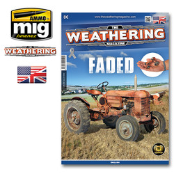 The Weathering Magazine Issue 21. Faded - English - Ammo by Mig Jimenez - A. MIG-4520