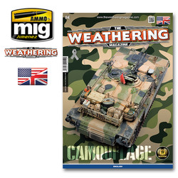The Weathering Magazine Issue 20. Camouflage - English - Ammo by Mig Jimenez - A.MIG-4519