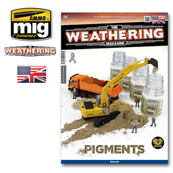 The Weathering Magazine Issue 19. Pigments - English - Ammo by Mig Jimenez - A.MIG-4518